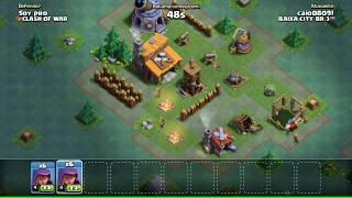 Nova atualização no clash of clans,nova vila,novas construções,novas habilidades é muito mais!!