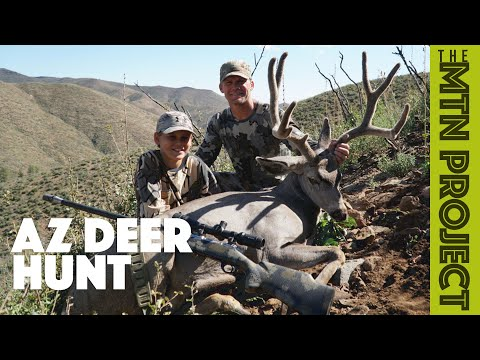 Arizona Junior Deer Hunt- Part 1