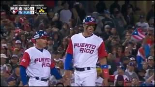 Puerto Rico vs Netherlands: 2017 World Baseball Classic