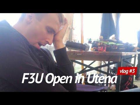 F3U Open in Utena Lithuania - заключительная серия