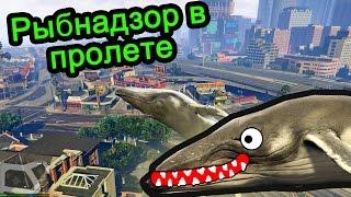 GTA 5 - Рыбнадзор в пролёте