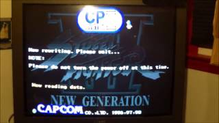 mitsurugi w s cps3 nocd utility disk tutorial for battery powered carts