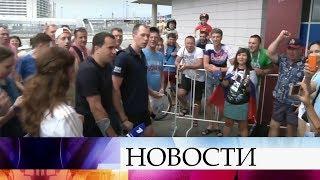 Мачт Россия - Хорватия с нетерпением ждут миллионы болельщиков.