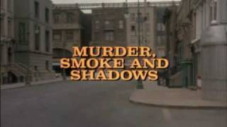 Columbo - Murder, Smoke and Shadows theme (Patrick Williams)