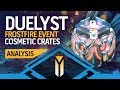 DUELYST | FROSTFIRE EVENT! Cosmetic Premium Crates Purchase Guide & Analysis w/ TheTacticalGmr