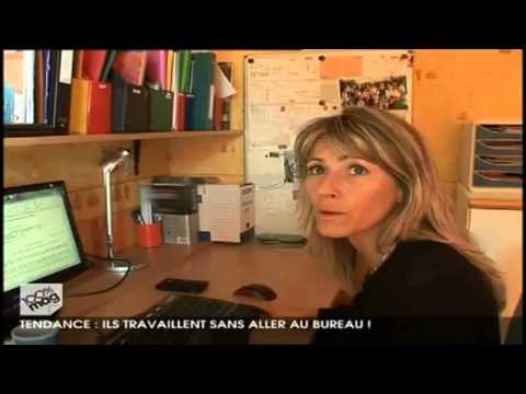 Travail à Domicile - Gagner de l'Argent sur Internet Reportages télévision nationale.flv