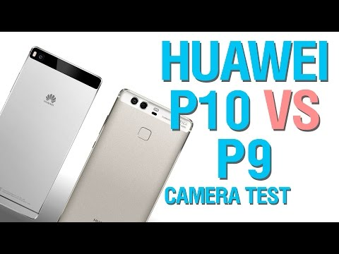 Thumbnail: Huawei P10 vs P9 - Camera