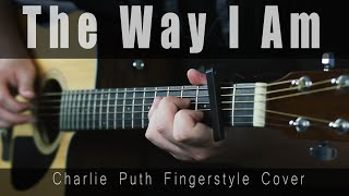 Charlie Puth-The Way I Am-Fingerstyle Guitar Cover