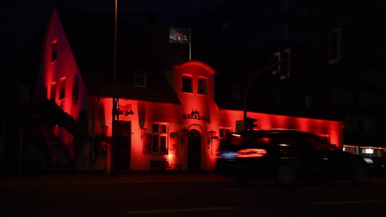 "Aktion ""Night of Light"" Münster"