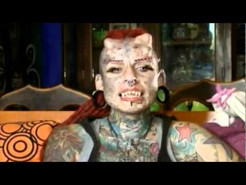 Tattoo: Vampire Woman 2012 A Mexican woman