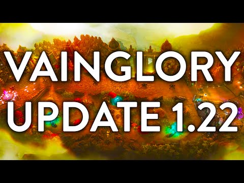 Vainglory || Update 1.22 Patch Note Rundown