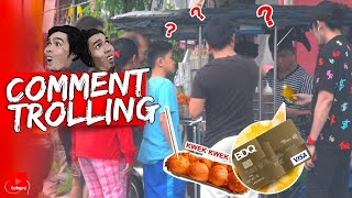 """Buy Streetfood, Pay Using Credit Card"" 