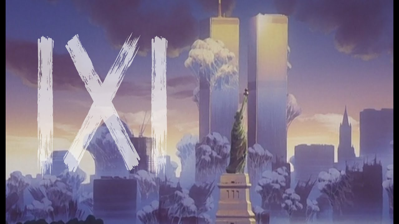 9/11 predicted in CARTOONS | CODE 911