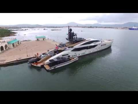 Lady M - A 60 millon US$ Luxury Yacht by Palmer Johnson