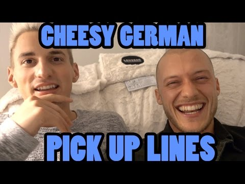 Cheesy German Pick Up Lines | Mark Dohner