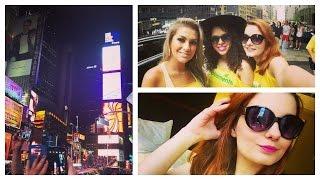 Vlog NY dia 1 e 2: Canal Top no Brazilian Day!