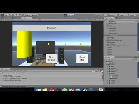 A Unity Simulator for Persistent AR App Development on ARKit