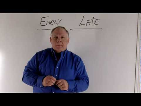 Early vs Late: Horse Handicapping
