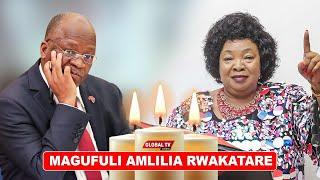 BREAKING: MAGUFULI AMLILIA MCH RWAKATARE, ATUMA UJUMBE MZITO KWA WAUMINI, WABUNGE..