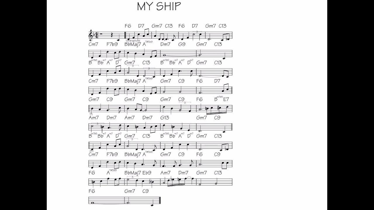 MY SHIP KURT WEILL DOWNLOAD