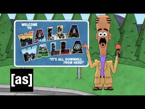 Welcome to Walla Walla! | The Jellies | Adult Swim