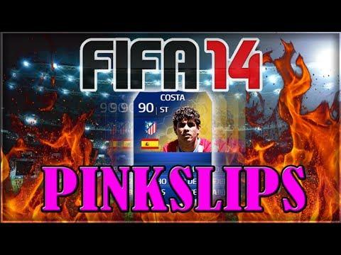 PINKSLIPS vs AA9SKILLZ | TOTS COSTA | FIFA 14 ULTIMATE TEAM