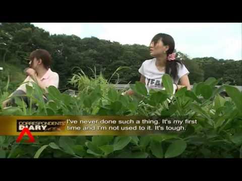 New Generation Farmers in Japan