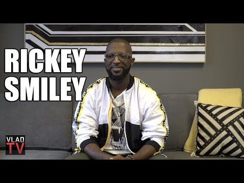 Rickey Smiley on Bill Cosby and Russell Simmons Sexual Assault Accusations (Part 2)