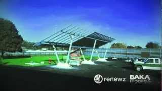 How To Build A Solar Power Carport: Can Electric Replace The Gas Station?