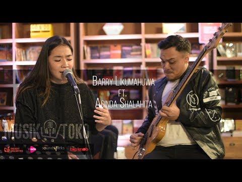 Barry Likumahuwa ft. Adinda Shalahita -  So Into You - MusikToko