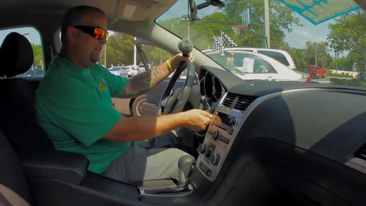 Autoline S 2010 Chevrolet Malibu 1lt Walk Around Review Test Drive