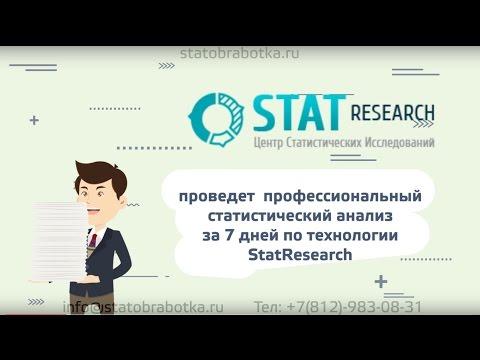 Статистический анализ данных Диссертаций за 7 дней