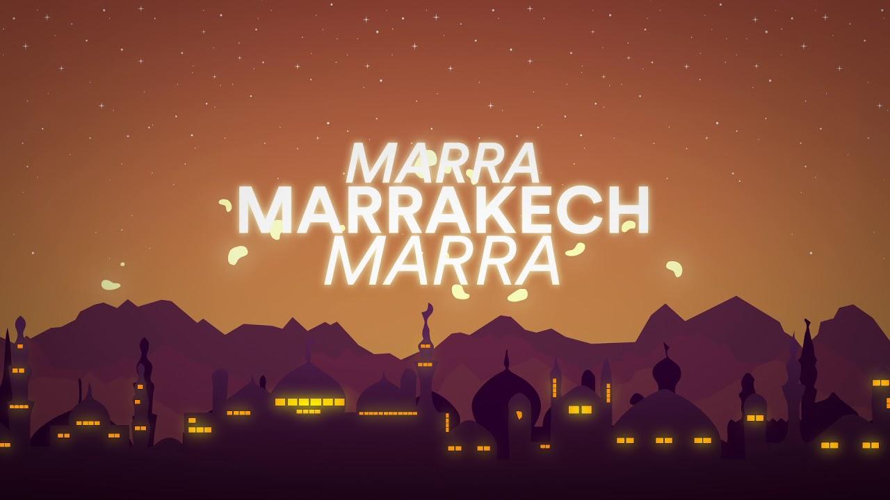 Gio - Marrakech (OFFICIEL LYRIKVIDEO)
