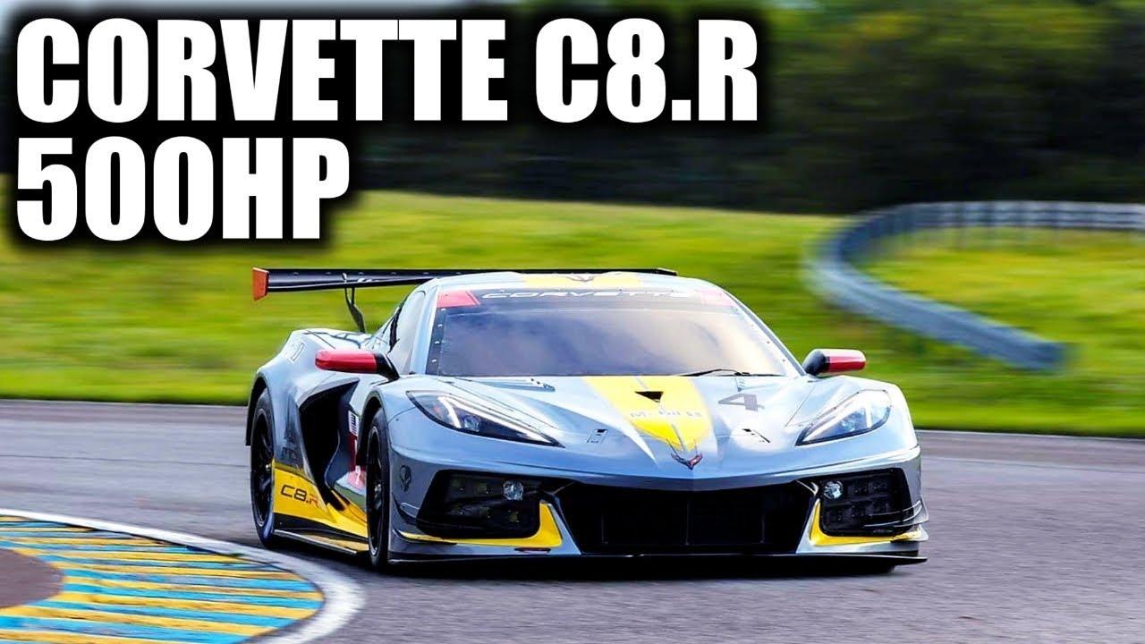 2020 c8 mid engine corvette exhaust