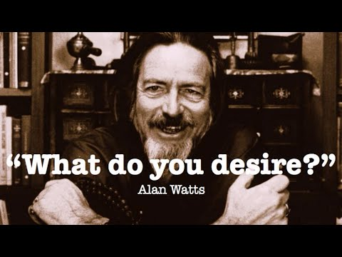 Alan Watts - The Nature of Consciousness Part 1 Unedited