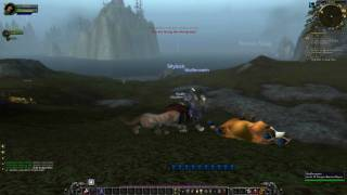Warcraft - Worgen Starting Area Level 11: Just chillin