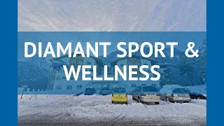 DIAMANT SPORT & WELLNESS 4* Валь Гардена – ДИАМАНТ СПОРТ ЭНД ВЕЛЛНЕСС 4* Валь Гардена видео обзор