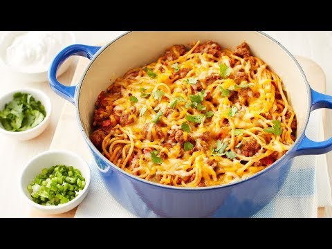 10 Quick And Easy One Pot Recipes - Homemade Family Dinner Recipes