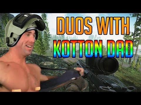 Duos W/ Kotton Dad - Escape From Tarkov 0.11.7