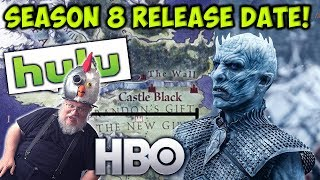 HBO Announces Season 8 Release Date! (Game of Thrones)