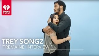 Trey Songz 'Tremaine' Interview + 'Animal' Acapella | Exclusive Interview
