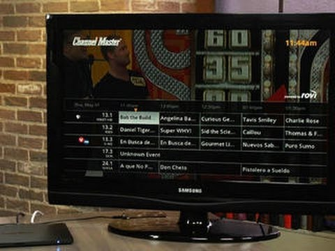 Channel Master TV: Subscription-free, Over-the-air Recording That's Just Good Enough