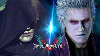 Devil May Cry 5 - All Vergil Cutscenes Story (DMC 5)