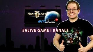 Sc2 Vlog - #alivegame vs #daedgame?