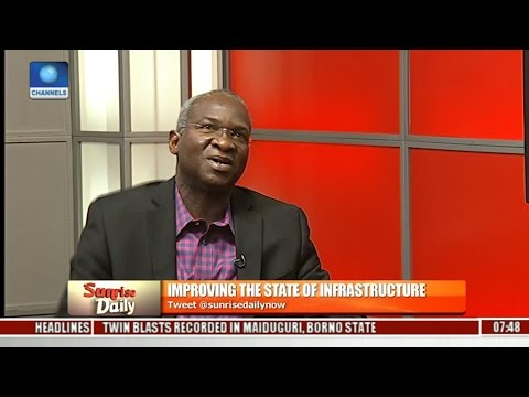 Babatunde Fashola Speaks On Power, Works & Housing Issues Pt