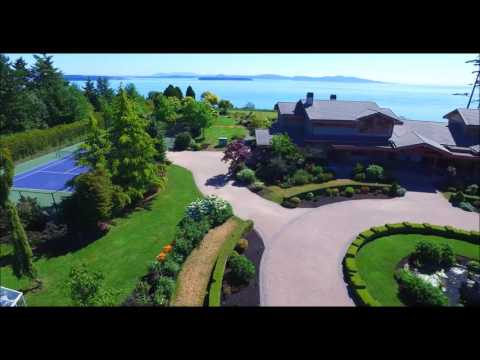 Campion Ocean Front home in Central Saanich, BC