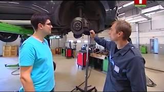 Проверка тормозной системы с Bosch. Коробка передач