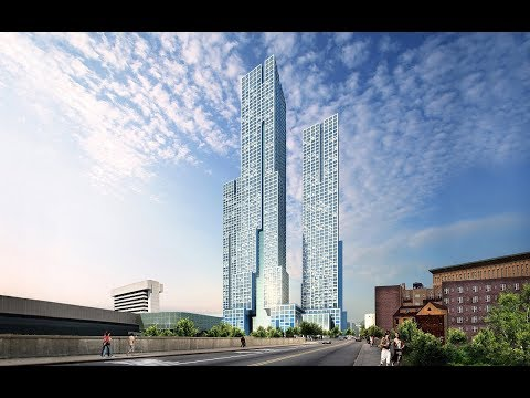 Future America : Jersey City Tallest Building Projects and Proposals 2020