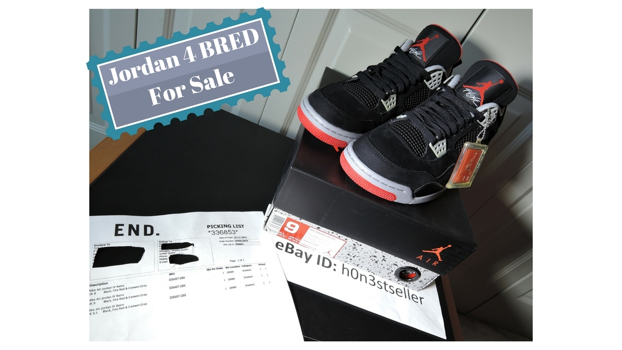 297c5eb926ed6a Jordan 4 Bred 2012 release