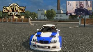 BMW M3 GTR - Modirani Euro Truck Simulator 2 Ep21